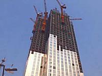 中国の建設技術は世界一!?長沙市で57階建てのビルがわずか19日で建てられる。