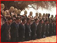 イスラム国がまたキリスト教徒を大量虐殺。30人前後を一斉に射殺するビデオを公開。