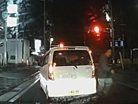 DQNとDQNの交通トラブル。この運転手あたまおかしいwww自分から原因作っといて「警察よぶぞ!」