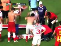 アルゼンチンのサッカーで試合中に選手が倒れて死亡。クリスチアン・ゴメス選手