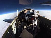 ミグ29による成層圏体験フライトが230万円!誰もが地球の丸さを体感できるツアーが人気?に。