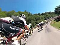 選手目線でみるツールドフランス2015。迫力のレースの内側を撮影したGoPro。