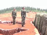 またかよwww手榴弾を投げる訓練で失敗して手前で爆発する危ない失敗。