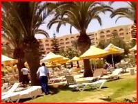 銃乱射事件の緊迫した11分間。観光客ら38人が殺されたチュニジア銃乱射事件の現場の映像が公開される。