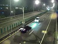 2名が亡くなった高速道路での逆走正面衝突事故の映像が怖すぎる!お互いほぼノーブレーキ