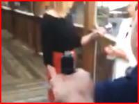 生放送中に記者が射殺される放送事故。犯人側の映像が怖すぎる(((゚Д゚)))