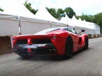 排気音シリーズ。色々なスーパーカーの加速時のサウンドを楽しむビデオ。