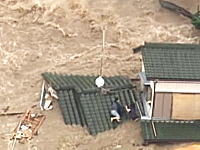 この人たちどうなったの?(°_°)鬼怒川が決壊し被害が拡大動画&画像まとめ。