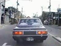 なんだか懐かしい。昭和61年の車載ビデオ。今から29年前の明治通り&首都高速4号新宿線。