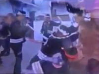 泉佐野市鶴原で起きただんじり死亡事故の瞬間。41歳の男性が転倒し轢かれて死亡。
