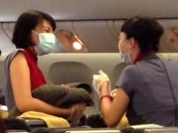 飛行機の機内で生まれた赤ちゃんの国籍は!?台湾の女性がパリロス便の機内で赤ちゃんを出産しちゃう。