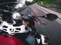 いつか死にそうな走り屋動画。つづら坂を攻めるS1000RRの車載ビデオ。