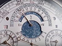 ヴァシュロン・コンスタンチンが世界で最も複雑で多機能な高級機械式時計を完成させる。Ref.57260