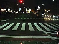 イリュージョンな軽四。交差点で??な所から飛び出してきた軽自動車と事故った。