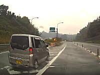 佐賀唐道の浪瀬IC付近でキチガイ軽四に絡まれたドライブレコーダー。どないせっちゅうねん。
