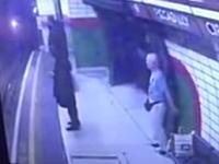 日本の81歳のおじいちゃんがロンドンで殺人未遂。その犯行の様子を撮影したビデオが公開される。