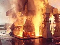 1億6000万馬力。アポロ11号F-1ロケットエンジンの大迫力っぷりをデジタル化した映像。