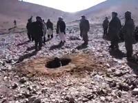 アフガニスタンで19歳の女性が不貞行為の容疑により石打ちで処刑される。(モザあり)