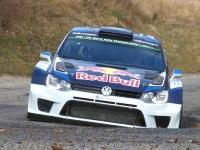 WRC動画。フォルクスワーゲン・ポロR WRCモンテカルロテストの様子。王者のマシン。