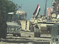 イスラム国の残党狩り。イラク軍と特殊作戦部隊によるラマーディーの戦い。