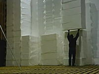 こりゃすげえwww倉庫内作業のお仕事を自撮してみた動画が凄いと話題になってる。
