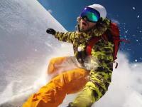 GoPro山スキーの人が北海道の雪山「尻別岳」に登場。今日の1g小ネタ集。