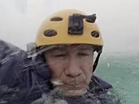 命がけの台風レポート。観測史上最強のカテゴリー5台風をカメラを持って体験してみた。