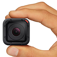 【国内正規品】 GoPro ウェアラブルカメラ HERO4 Session CHDHS-101-JP