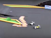 ハイレベルなラジコンレースは動画で見ても面白い!大ジャンプオーバーテイク格好良すぎワロタ。