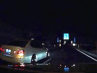 これは酷いwwwDQNアリストと大事故になったベンツ乗りの車載ビデオ。