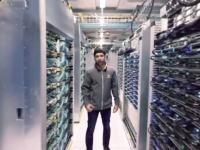 アクセス数世界一を支えるグーグルのデータセンターはどんなものなのか。