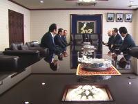 ロシアのテレビが日本のヤクザを取材した番組に瓜田純士さんが出てるやん。