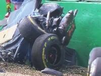 F1開幕戦オーストラリアGPで起きたフェルナンド・アロンソの事故が怖い。