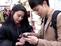 日本で可愛い女の子たちをナンパしまくる韓国人ユーチューバーが話題に。