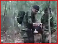地雷原って怖すぎる。地雷を踏んで負傷した兵士を搬送中に地雷を踏んでしまう。