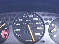 逮捕の予感。千葉の国道で200km/h超え!?シビック爆走野郎の車載ビデオ。