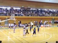 高校バスケで残り0.9秒の奇跡!65対63からのブザービーターで大逆転。徳山商工