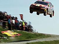 WRCカーの着地性能。WRC公式エキサイティングHighジャンプ特集。飛びすぎやろwww