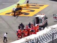 MotoGPカタルニアで地元ライダーのルイス・サロムが激突死。そのビデオ。