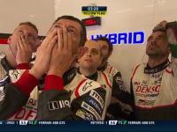 ル・マン24時間レースでトヨタがうわあああああああああああああああああああ