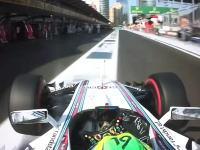 F1のピットストップ1秒台へ!ヨーロッパGPでウィリアムズF1が1.92秒という信じられないタイムを記録。