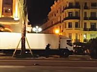 フランスのトラックテロ事件でドライバー射殺時の映像が公開される。