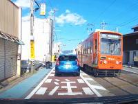 路面電車って怖いんだな。路面電車関連の交通ルールとかみんな覚えているの?