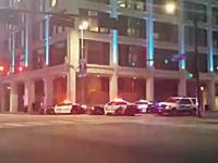 全部動画。黒人2人が警官に射殺された件で今度は警官10人が撃たれて4人が死亡(°_°)