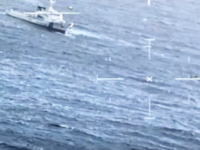 尖閣沖で沈没した中国船の船員を助ける海上保安庁の映像がキタヨー。