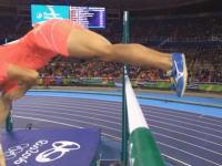 棒高跳び荻田大樹選手の恥ずかしい姿がwwww(動画&GIF)リオオリンピック。