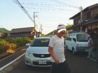 交通トラブルでうp主が突然の発狂www滋賀の県道286号線でお見合いドラレコ。
