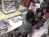 セブンイレブンのバイトで店長から暴力を振るわれた。映像が公開されて話題に。
