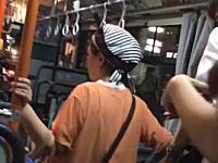 2年半に渡ってバスの中で妨害し続けているキチ●イおばさんのビデオが話題に。