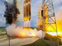 大迫力。デルタIVヘビーロケットの打ち上げを360°グリグリ動画で。